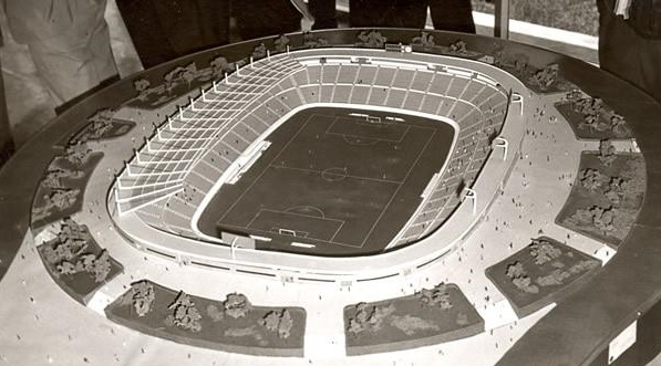 Estadio Cuauhtémoc Futbol