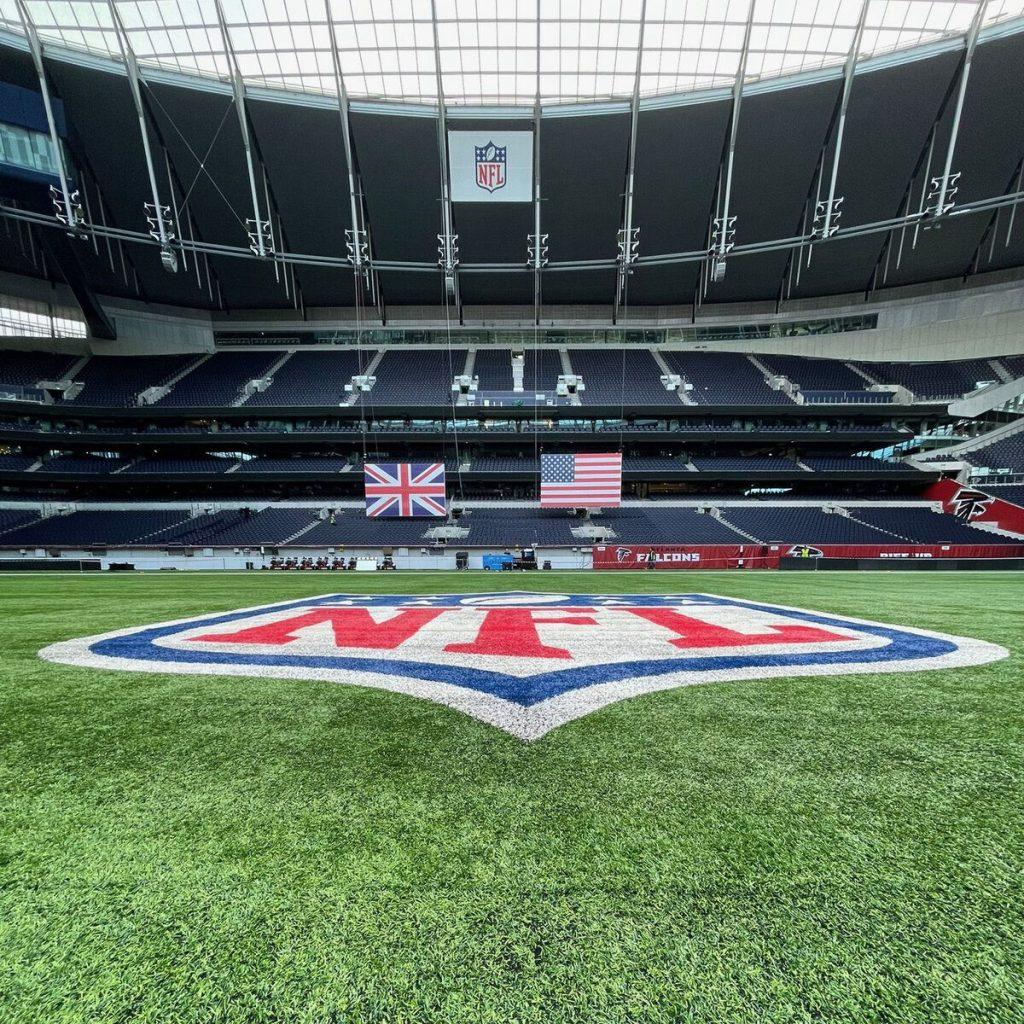 NFL Londres Tottenham Stadium