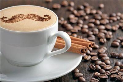 Estarcido cafe