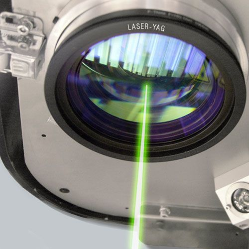 Grabado y corte láser YAG
