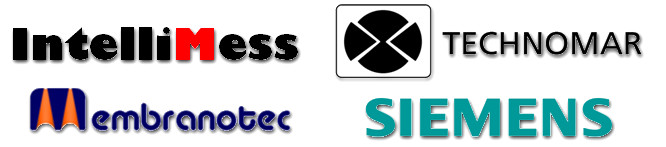 IntelliMess, Technomar, membranotec, Siemens