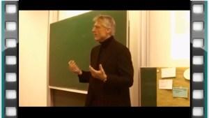 Varesi Vortrag an der Uni Augsburg