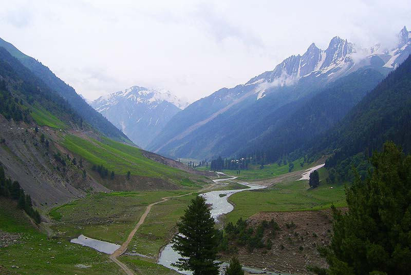 srinagar to leh
