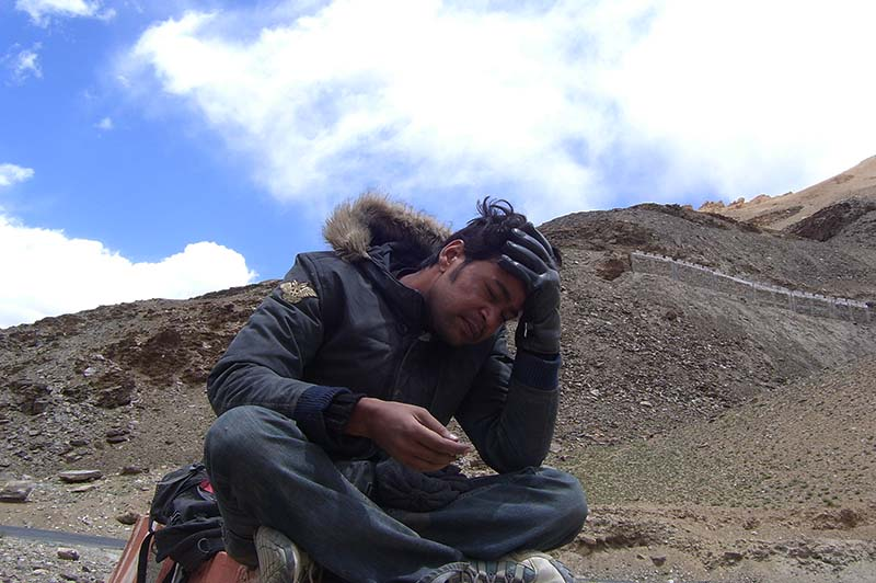 acute mountain sickness ladakh