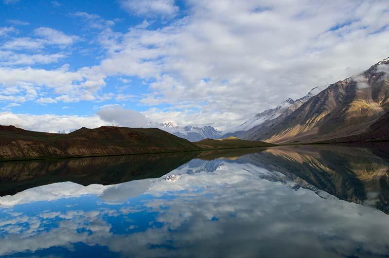 Chandratal Lake Itinerary