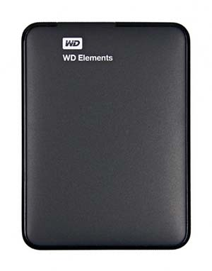 WD Elements 2TB USB 3 External Hard Drive Review