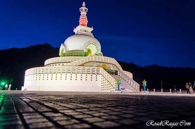 Tourist Attractions in Leh City and its Vicinity