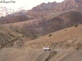 Srinagar to Leh : Available Modes of Transport