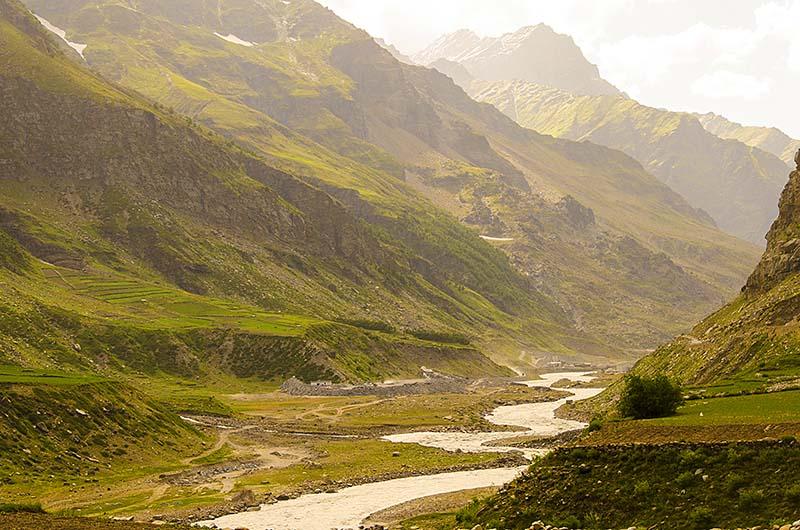 ladakh in august