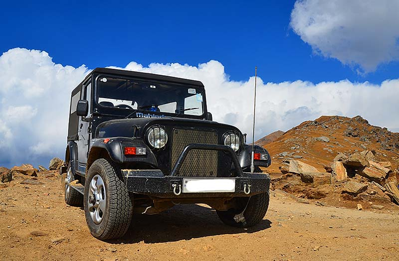 best car for ladakh