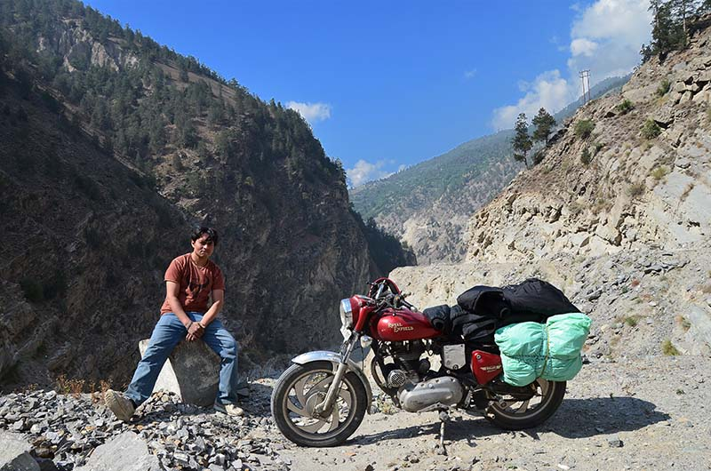 how to prepare your motorcycle for spiti