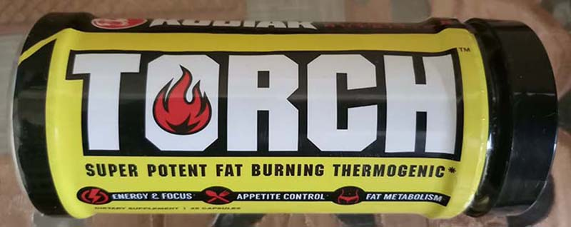 torch fat burner review
