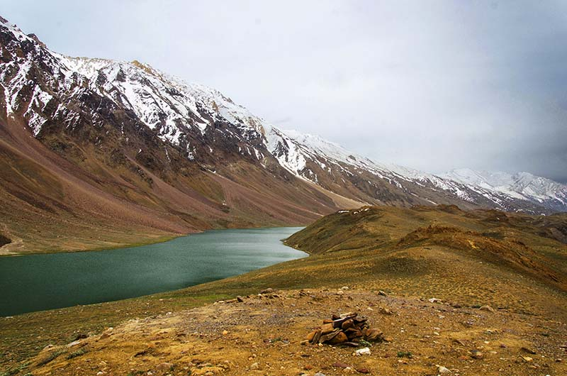 spiti valley in august
