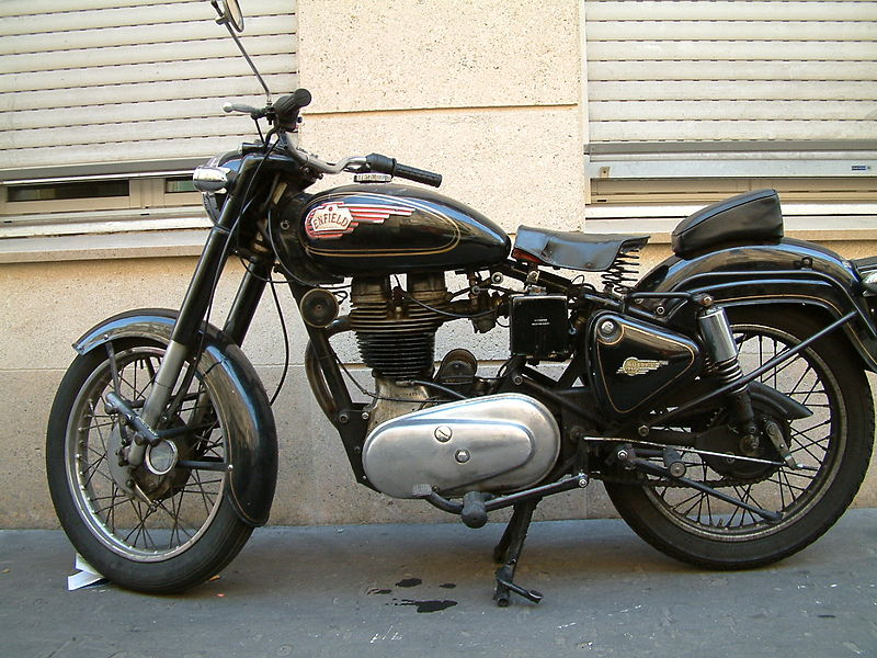 buying used royal enfield
