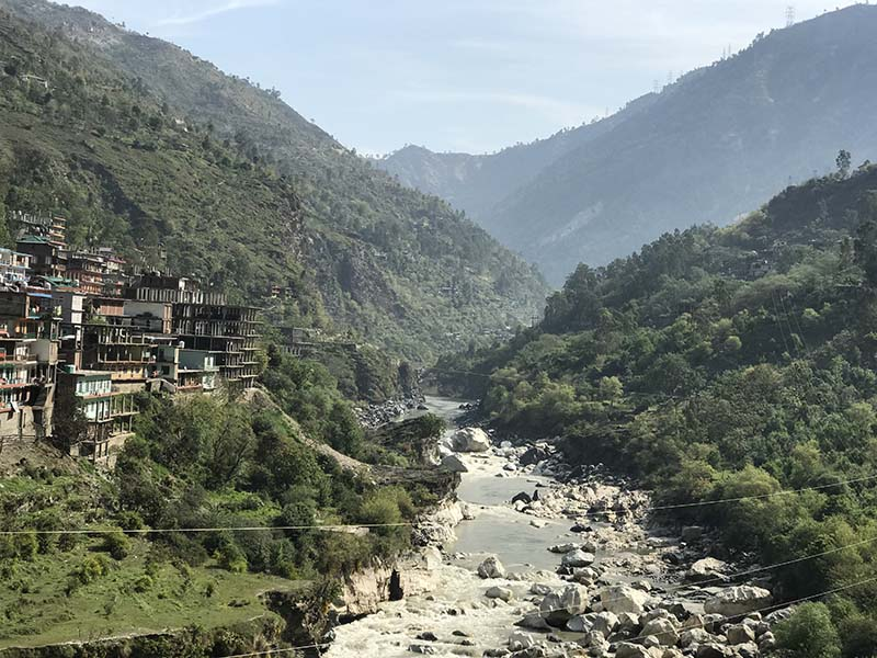 chitkul village