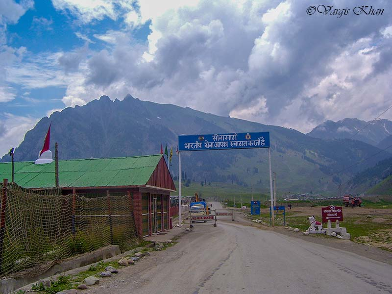places to visit in sonamarg
