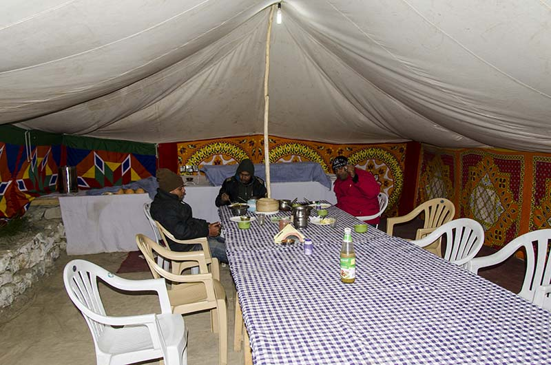 CAMP IN LADAKH