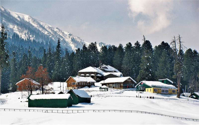 honeymoon in kashmir