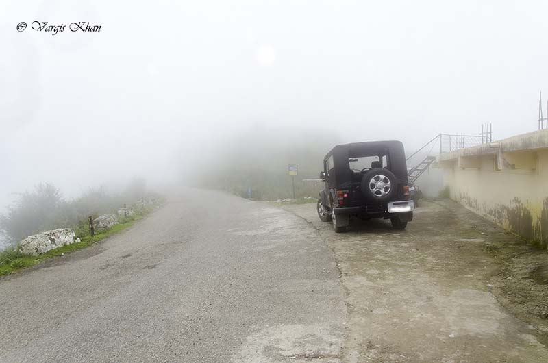 how to reach dhanaulti