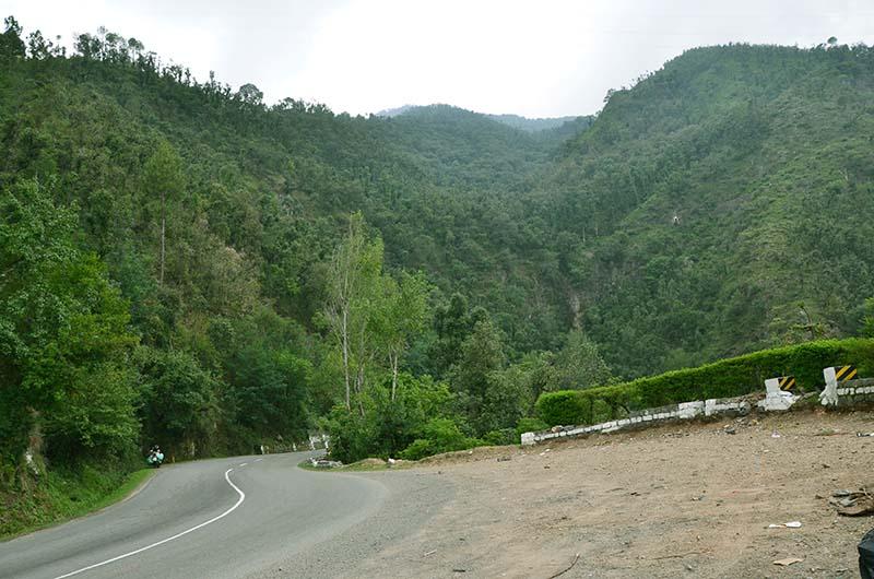 Delhi to Spiti Valley Bike Trip