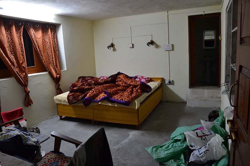 hotel in Chitkul