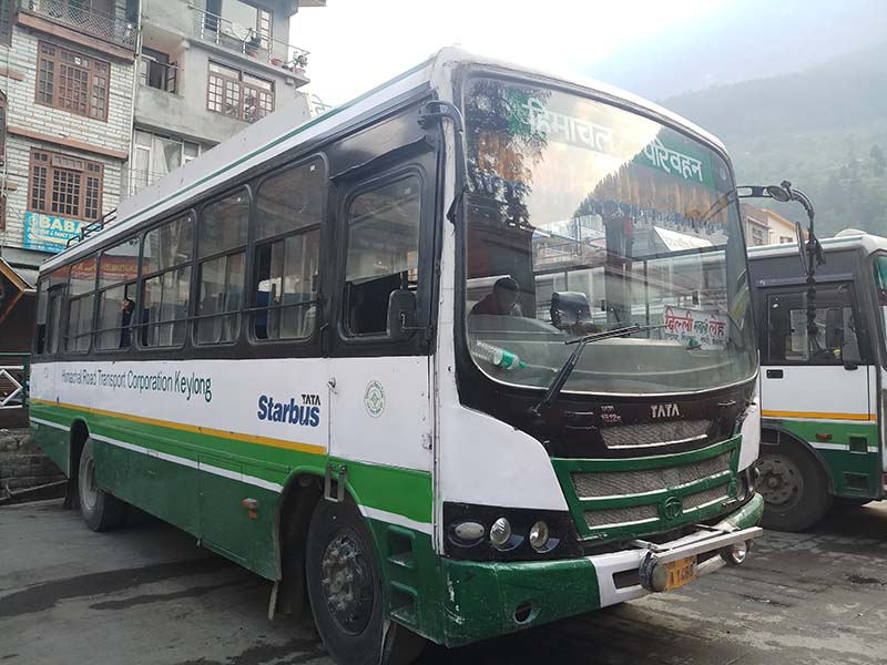 Image result for HRTC BUS