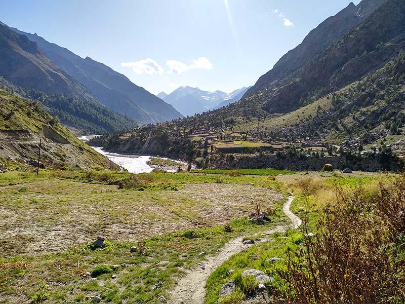 khanjar village