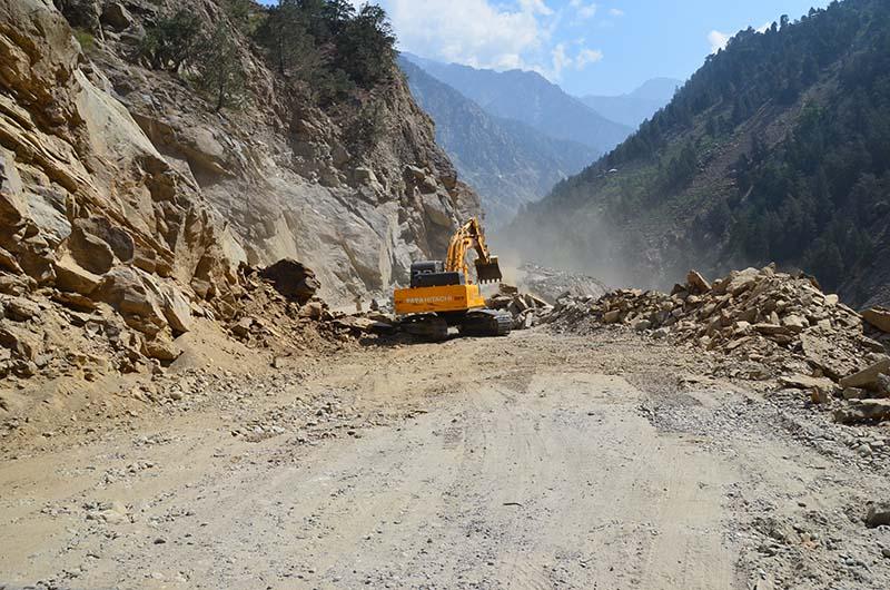 road conditions in spiti