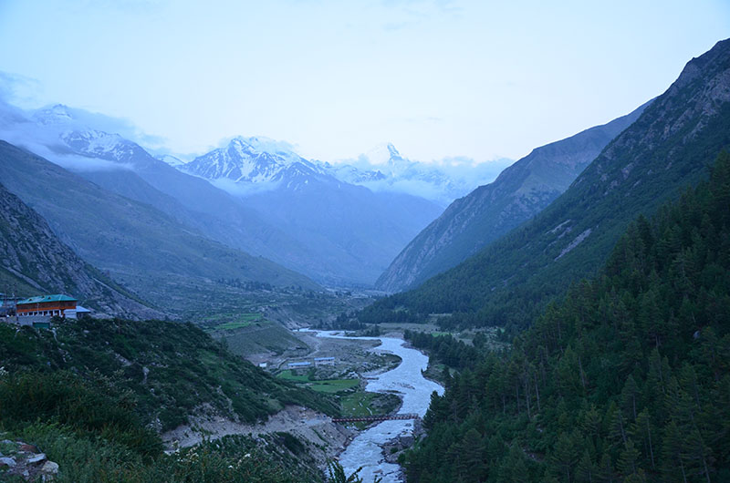 kinnaur valley