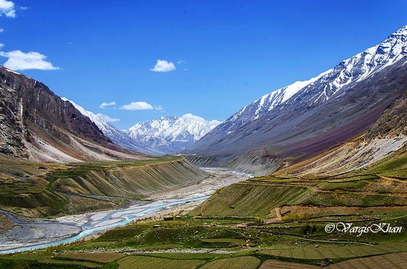 spiti valley in april