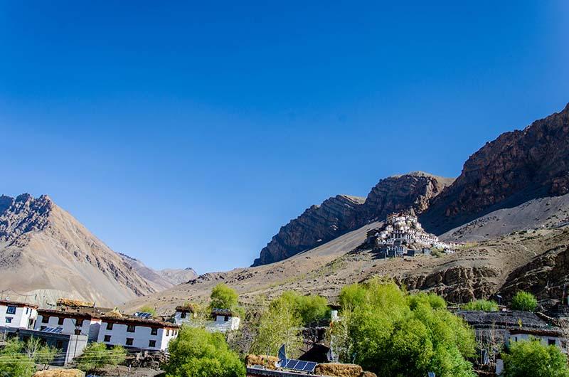 Key Monastery near Kaza