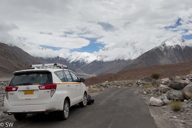 ladakh taxi rates 2019