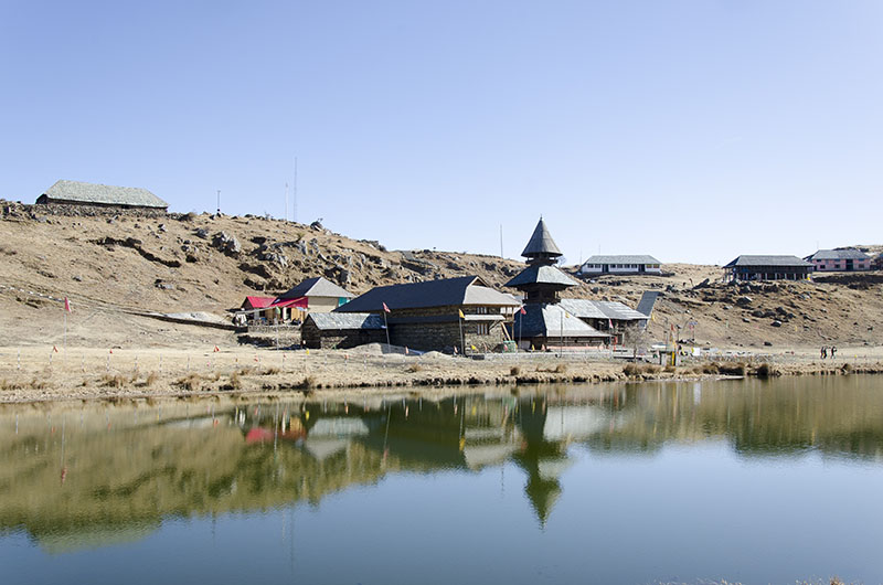 best time to visit prashar lake