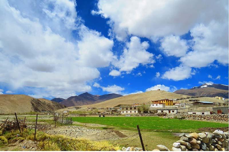 chushul village