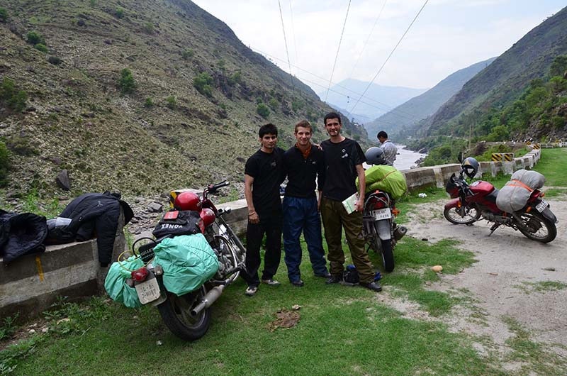 Bike Ride to Spiti Valley