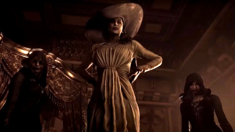 Favorite videogame ships - Lady Dimitrescu