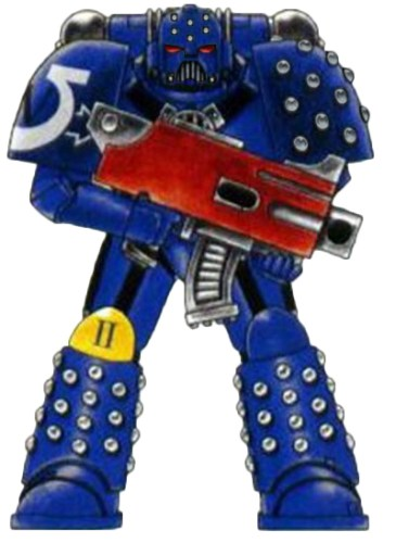 I Am Deeply Skeptical of the Primaris Marines