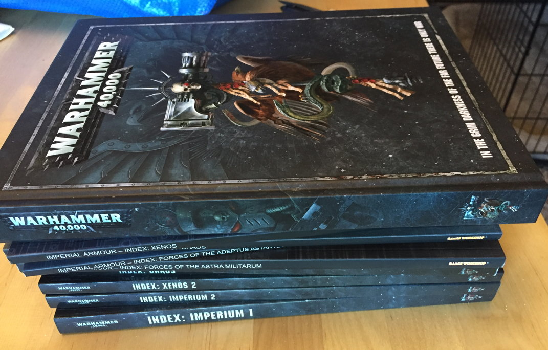 Warhammer 40K 8th Edition: The Variance Hammer Hot Take