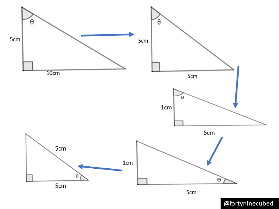 Finding missing angles - Variation Theory