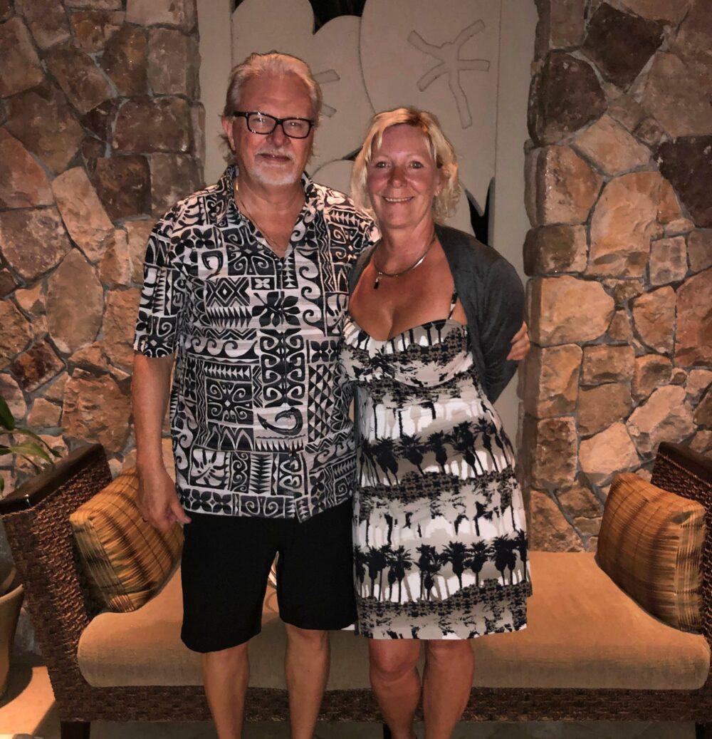 Rick & Shirley Higdon