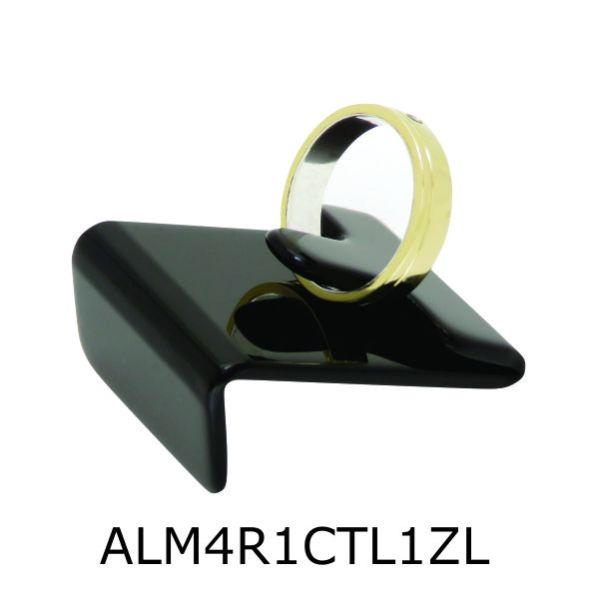 Aliança de Moeda Antiga Reta 4MM com Revestimento em Prata e com 1 Risco em Curva e 1 Zircônia Lateral – ALM4R1RCT1ZL
