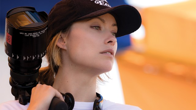 Image result for olivia wilde directing