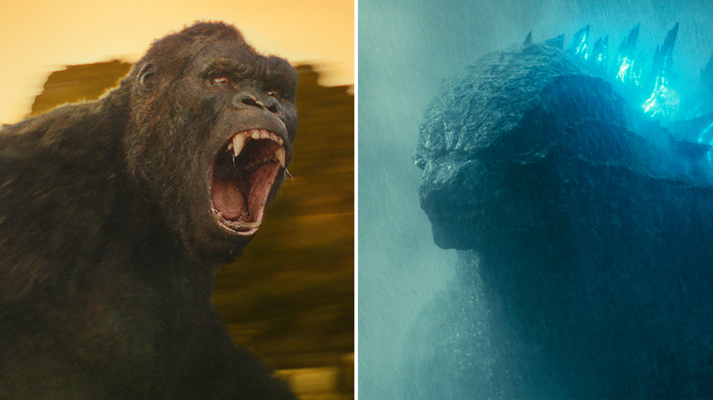 'Godzilla vs. Kong' Release Date Moves Back a Week