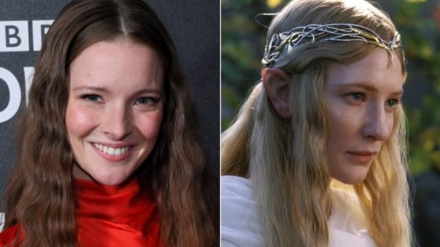 Η Morfydd Clark θα είναι η Galadriel στο Lord of the Rings του Amazon ~  Super Hero News