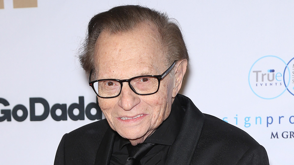 Larry King's Best Celebrity Interviews: From Marlon Brando's Kiss to Jerry Seinfeld's Fit