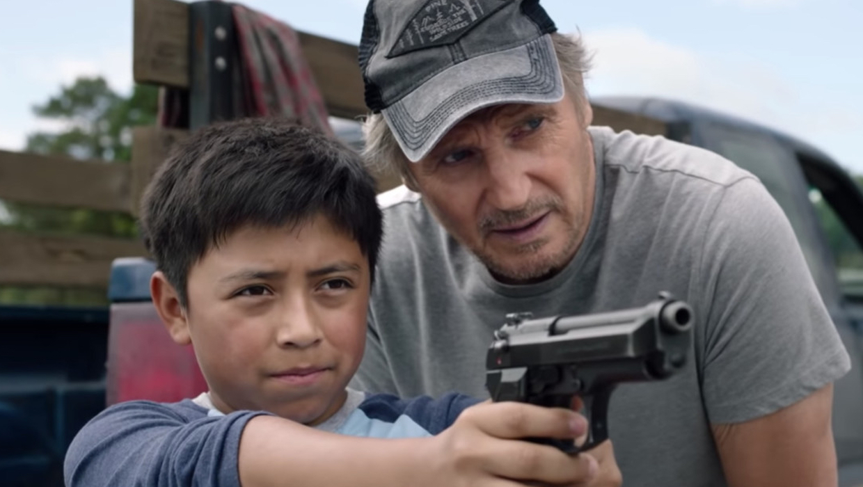 Box Office: 'The Marksman' Captures Top Spot With $2 Million, Bleak Times for Movie Theaters