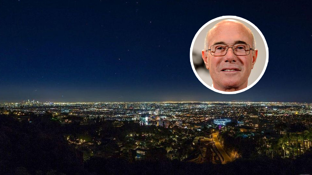 David Geffen Flips Vacant Beverly Hills Parcel for $34 million to Randall Van Wolfswinkel