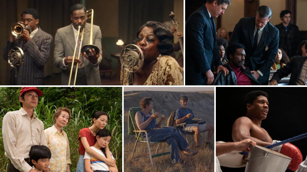 Oscars 2021 Eligible Films - Variety