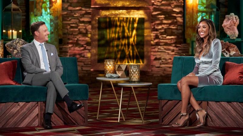 The Bachelorette' Recap: Tayshia Picks Her Final Four, Men Tell All -  Variety