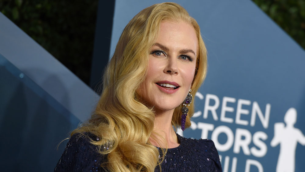 Nicole Kidman on Becoming Grace in 'The Undoing' and Preparing to Play Lucille Ball